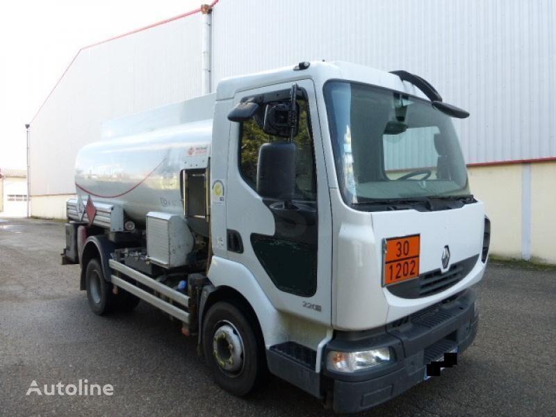 camion de carburant RENAULT Midlum 220.12