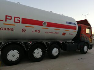 camion de gaz MAN TOP SYSTEM NEW BUILDED 32000L And 24000L LPG Bobtail LAST ONE IN