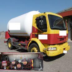 camion de gaz RENAULT 270