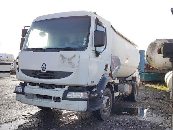 camion de gaz RENAULT MIDLUM 220 GAS / LPG