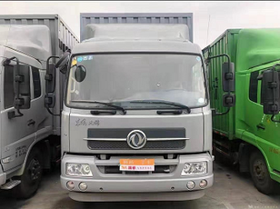 camion fourgon DONGFENG Cargo truck