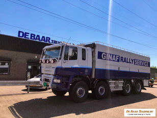 camion fourgon GINAF M 4446-S 8x8 assistentie voertuig
