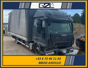 camion fourgon IVECO EUROCARGO 75E18 *ACCIDENTE*DAMAGED*UNFALL* endommagé
