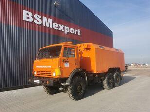 camion fourgon KAMAZ 4310