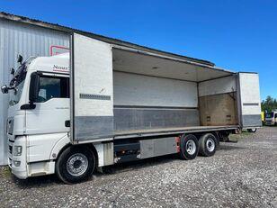 camion fourgon MAN TGX 26.440, 6x2