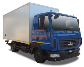 camion fourgon MAZ neuf