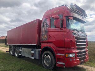 camion fourgon SCANIA R560 V8 HDS 19TON/m TR.084