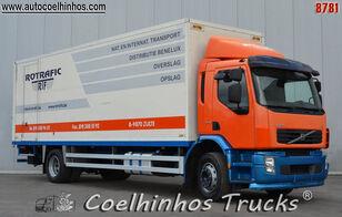 camion fourgon VOLVO FE 260
