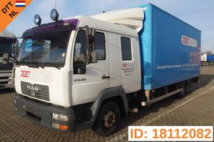 camion fourgon MAN LE12.220