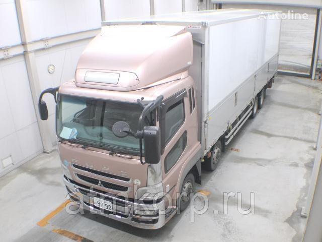 camion fourgon Mitsubishi Fuso