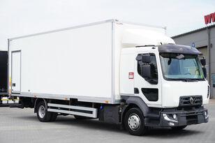 camion fourgon RENAULT Midlum D12 , E6 , SLEEP CAB , 18 EPAL Box , Tail lift , side doo