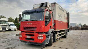 camion frigorifique IVECO Stralis 270  TK MD-II Max Diesel-Electro 43 Meat Hooks