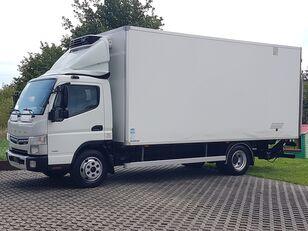camion frigorifique MITSUBISHI FUSO CANTER 7C15 CHŁODNIA WINDA 10EP 4,98x2,11x2,09 MULTITEMPERA