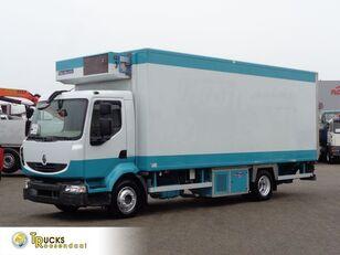 camion frigorifique RENAULT Midlum 190 DCI + Dhollandia Lift + FRIGOBLOCK