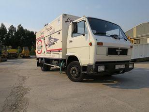 camion à glaces MAN 6100F