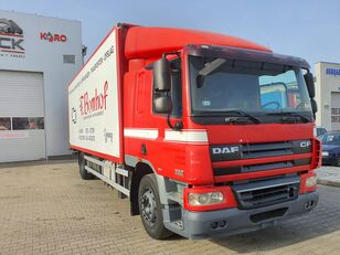camion isotherme DAF CF 75.310, Steel /Air, with Elevator, Manual, EURO 5