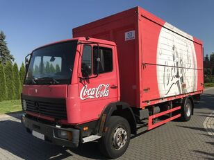 camion isotherme MERCEDES-BENZ 1217 eco power