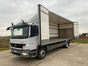 camion isotherme MERCEDES-BENZ Atego 1224L Open Side