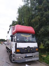camion isotherme MERCEDES-BENZ Atego 1828