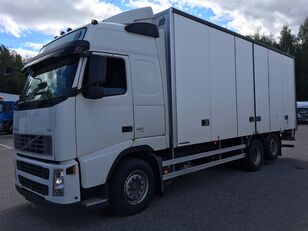 camion isotherme VOLVO FH13 480hp Open side
