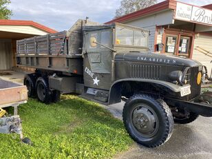 camion militaire GMC 1942   CCKW 353 with winch