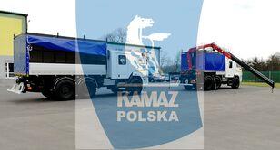 camion militaire KAMAZ 6x6 SERWISOWO-WARSZTATOWY neuf