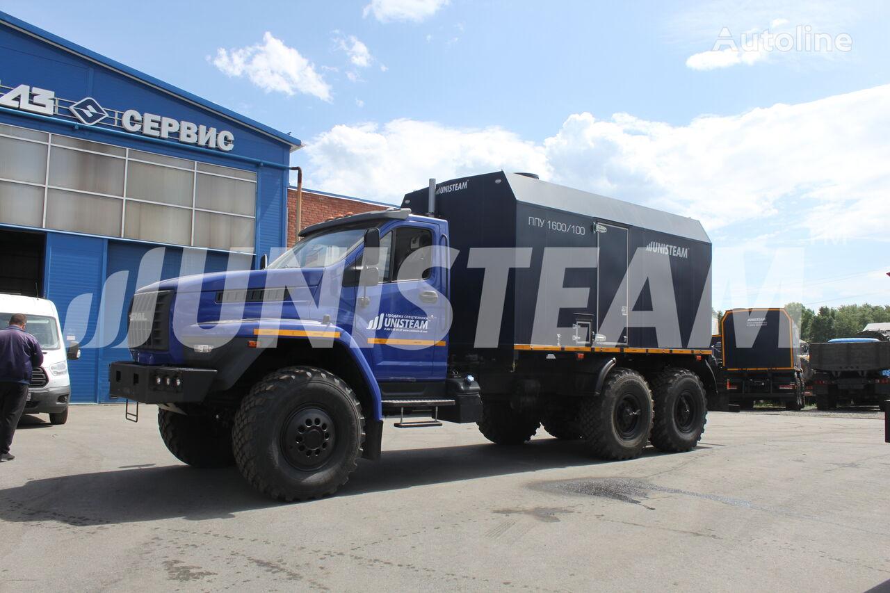 camion militaire UNISTEAM PPUA 1600/100 serii UNISTEAM-M1 URAL NEXT 4320 neuf