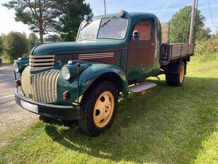 camion plateau CHEVROLET 160