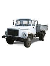 camion plateau GAZ 3309