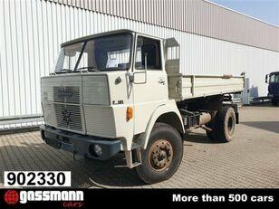 camion plateau HANOMAG F 161 AK 4x4 F