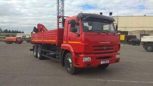 camion plateau KAMAZ 65117-6010-48