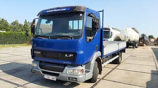 camion plateau DAF LF 45.170 Full Spring - Airco - Airbag