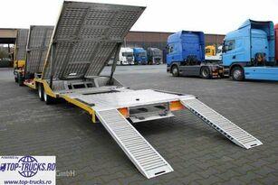 camion porte-voitures MERCEDES-BENZ 1230 L car carrier train double-decker Kuvvetli / 98,500 € Net (