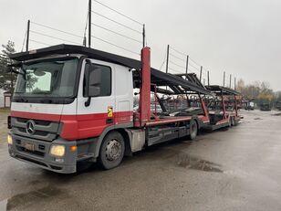camion porte-voitures MERCEDES-BENZ Actros 1844 EURO 5
