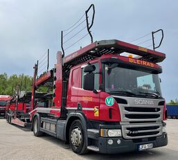 camion porte-voitures SCANIA P410 N320 ROLFO TVF