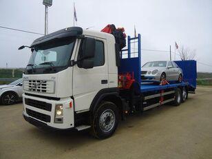 camion porte-voitures VOLVO FM 12 830