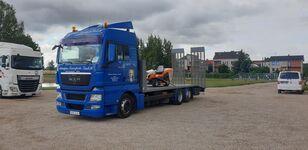 camion porte-voitures MAN TGX 24.400