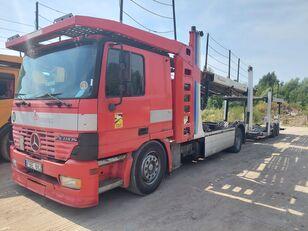 camion porte-voitures MERCEDES-BENZ ACTROS1840 KASBOHRER