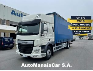 camion rideaux coulissants DAF CF SSC 370 EURO6 4X2 CORTINAS