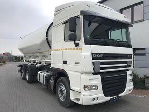 camion silo DAF 105.410 6X2 2014   SPITZER 31m 2008 silo