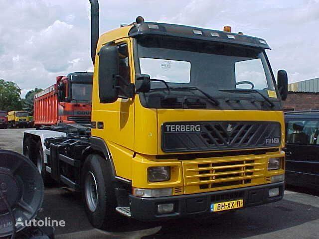 camion système de câble TERBERG FM1450-WDGL 6x4