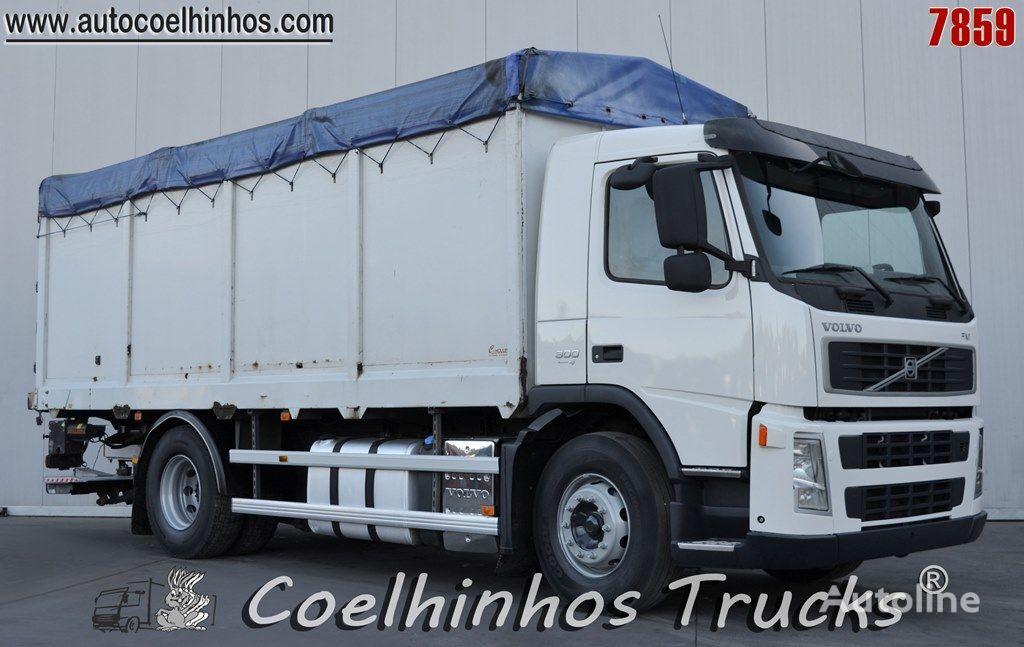 camions bâchés VOLVO FM 300