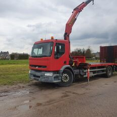 dépanneuse RENAULT PREMIUM 260 4x2 EURO 2 RECOVERY VEHICULE MANUAL  GEARBOX