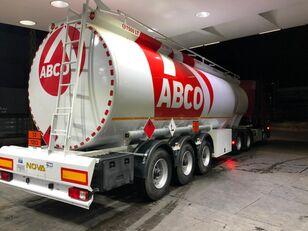 citerne de carburant NOVA NEW FUEL TANKER TRAILER STEEL AND ALUMINUM PRODUCTION neuve