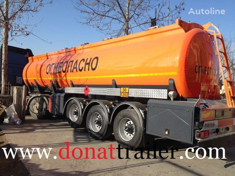 citerne de carburant DONAT Fuel Tanker - ADR - Benzovoz - OTTS neuve