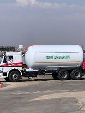 citerne de gaz YILTEKS LPG BOBTAIL TANK neuve