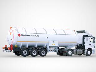 citerne de gaz YILTEKS LPG Tanker Trailer
