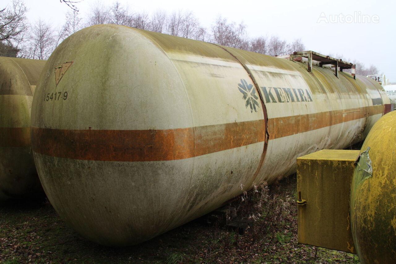 citerne de gaz ACERBI 77 000 liter, 4 units