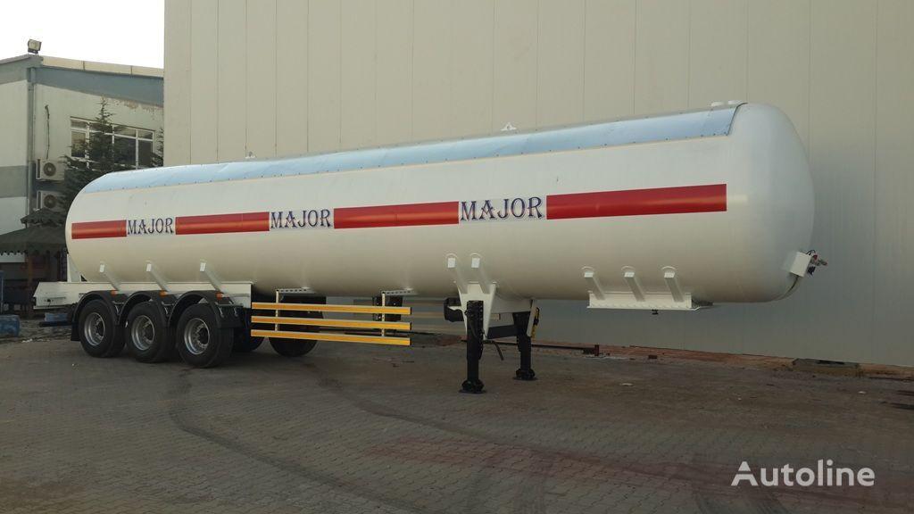 citerne de gaz ALTINORDU PRODUCER SINCE 1972 ,3 axle 50 m3 LPG transport tanker neuve
