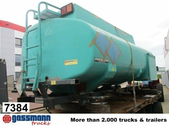 conteneur citerne 20 pieds Andere Tankaufbau Tankaufbau